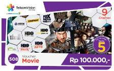 TelkomVision Paket Movie