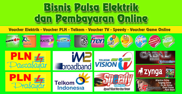 Wellcome To Berkah Pulsa Elektrik